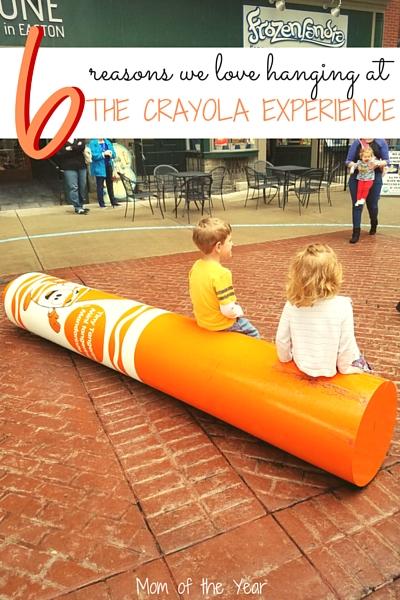 The Crayola Experience
