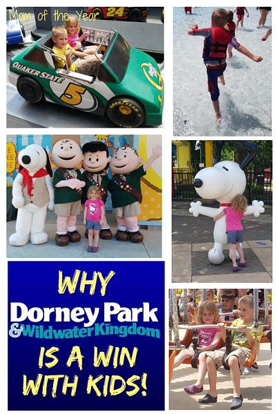 Looking for some local fun for the kids this summer? The rides, events, and promotions for kids at Dorney Park and Wildwater Kingdom is perfect! They get to play at a super amusement park and water park, while having fun in the sun! A wonderful way to celebrate the summer! Check out the cool deal going on now--you won't believe it!