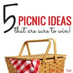 Looking for the perfect, creative dish to take to a picnic? These picnic-friendly potluck dishes are sure to be a hit with the whole crowd--kid-friendly and adult-friendly recipes! Check these inspired ideas out now and go rock your next potluck! This idea is my favorite, but check out the last recipe too--I never would have thought of this one!