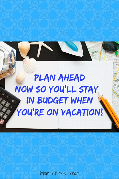 Excited for vacation, but nervous about not overspending? Try these smart tips and tricks to keep your family spending in budget so you don't have a mountain of bills to pay when you come home. Love these ideas for smart family vacation planning--I never would have thought of why the first one makes so much sense!