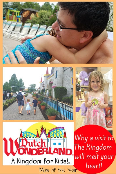 Looking for a young kid-friendly vacation that will be will a win for the whole family? Check this idea for a Dutch Wonderland visit and see the surprising reason it's a hit for all kid crowds--including little girls' birthday parties!