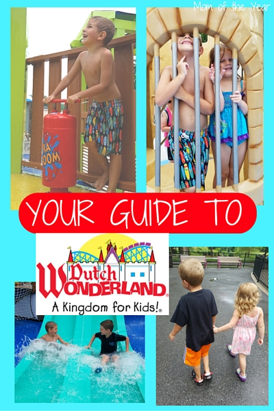 Looking for a young kid-friendly vacation that will be will a win for the whole family? Check this idea for a Dutch Wonderland visit and see the surprising reason it's a win for all crowds--including little girls' birthday parties!