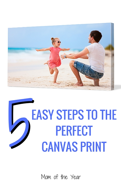 Looking for an easy way to display your photos without spending a ton of money? Canvas prints are the perfect solution! Here's the easy how-to along with a cool idea for getting some really nifty wall art for your home. And don't miss the giveaway--one reader is scoring a free canvas print!