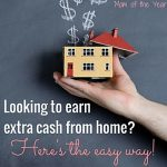 Wondering if you can actually make money at home? The answer is heck yeah! Here is the true story of how I, as a stay-at-home-mom, a new mom, earned extra spending cash for my family online (for free!) in the corners of our days and naptimes. It made a huge difference having the extra income, and I'm so grateful I did this--truly easy, user-friendly, and UBER-convenient!