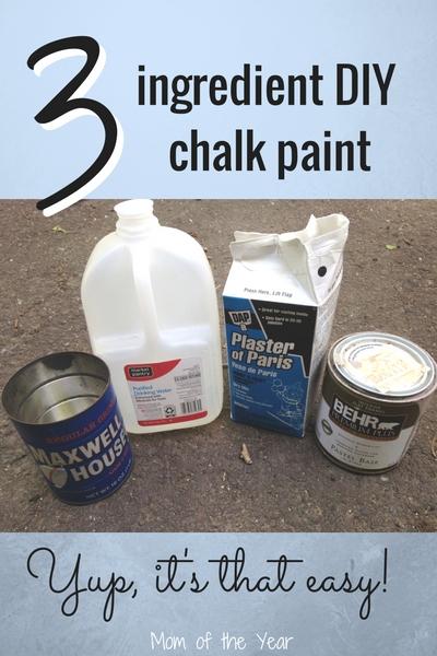 Chalk Paint Inexpensive