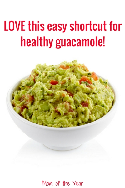 Love guacamole, but looking for an easy shortcut that will cut out the prep time and effort? I LOVE this fix! And I love this guacamole--check out the newest flavor idea, it's such a creative winner!