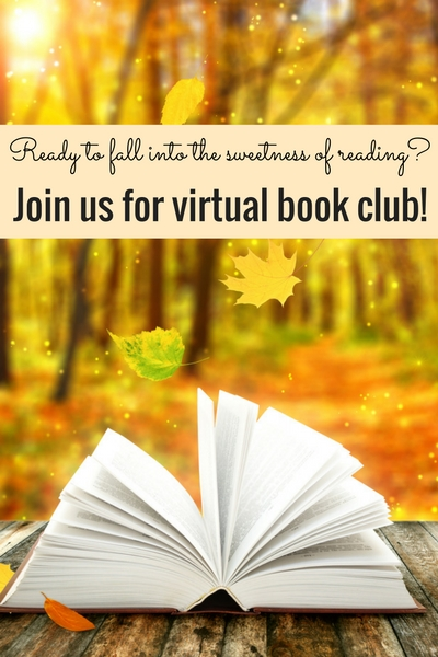 We love reading and we love sharing it with fellow readers and reading fans online! Join us here for our virtual book club! The best part? No showering required. Roll in in your jammies whenever suits you and join us this month for our Truly Madly Guilty book club! We're glad you're here and have SO much to say about this book!