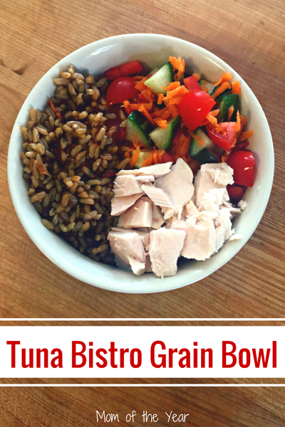 Looking for a healthy lunch choice that's easy to make? Grain Bowls are hearty, healthy, satisfying, and a fantastic way to use up leftovers. Check these four great recipe ideas and then grab the bonus sub-in options to personalize for your own taste. I would never have thought of some of these fab mix-ins!