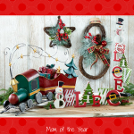 It's time to break out the Christmas decorations! This is the perfect way to stock up on holiday home decor with some special touches and timeless, nostalgic accents to decorate your home and ring in the Christmas spirit!