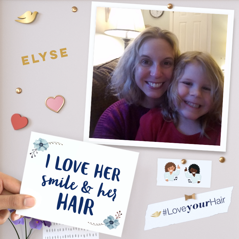 Knowing how to love your hair is SO important--not just for you, but for your daughter's self-image and self-confidence as well. Get on board with these smart ideas for sending her positive messages--plus, this image-creator is a keepsake you'll cherish!