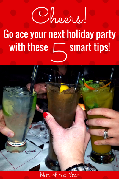 A work holiday party on the horizon? No sweat and no worries! Grab these smart 5 tips, and this FANTASTIC menu, and you'll ace the event out! Love the genius of tip #3!