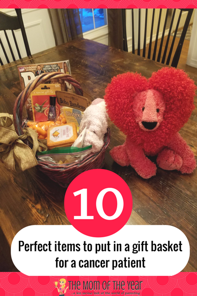 Want to put together a gift for a cancer patient but not sure what to get her? No worries, these 10 smart ideas have you covered. Before being in this situation myself with my own mother, I never would have thought of half of these gift ideas!
