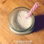 Looking for a way to unwind and relax at the end of the evening? This lavender smoothie is the perfect healthy treat! Chock full of healthy, natural ingredients, you'll fall for this smoothie recipe in no time! Your new go-to evening drink is here!