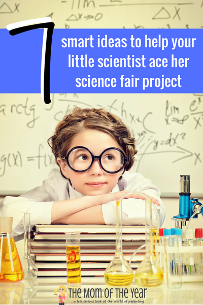 No clue where to start with your child's science fair project? No worries! Grab these 7 smart tips to ace out science fair projects and get ready to school it! I LOVE tip #4!