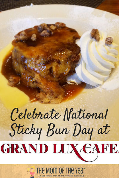 Looking for a fun way to spice up your February? Celebrate Mardi Gras, National Sticky Bun Day and Valentines Day with these fun ideas! It's a family date night that everyone will love--and you'll swoon over the recipes for the Bourbon Smash cocktail and the Warm Sticky Bun Pudding dessert--YUM!!
