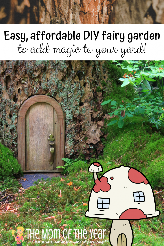 Have you heard about the magic of fairy gardens? Here's the simple how-to to craft your own DIY fairy garden with whimsical budget-friendly accessories!