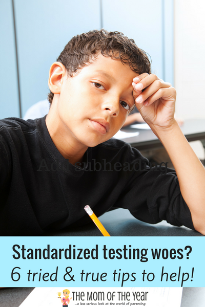 Standardized tests can be so trying for kids! Snag these smart tips to help them ace the PSSAs or whatever state tests you are facing. These tests will never be fun, but with this genius, you can take out the stress for you and your kiddos!
