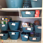 6 Easy Steps to Linen Closet Organization