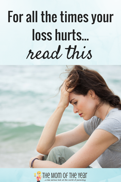 Struggling over the loss of someone? The heart and truth in this post will help you feel caught and loved--plus, I'll bet you've never thought of friendships this way!