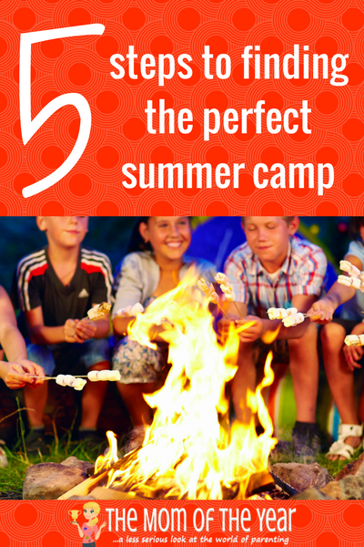 Not sure which summer camp is right for your kid? Try these 5 smart tips to sort through all the option and land on the perfect fit! Your child will never enjoy summer camp more!