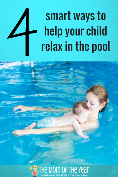 Need to help your child learn to swim? No sweat, seriously! Use these four smart tips and you'll be well on your way in no time--not to mention the cool socialization bonus of trick #3! Check it out, mama!