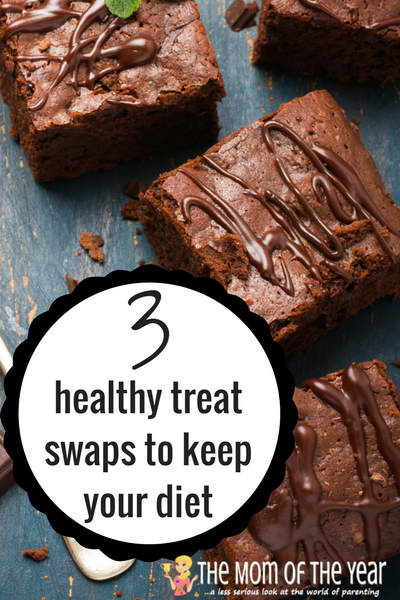 Tempted by those sweets but don't have the calories to spare? Try these wholesome swaps for your go-to favorites and save yourself a bunch of calories! Healthy diet is here!