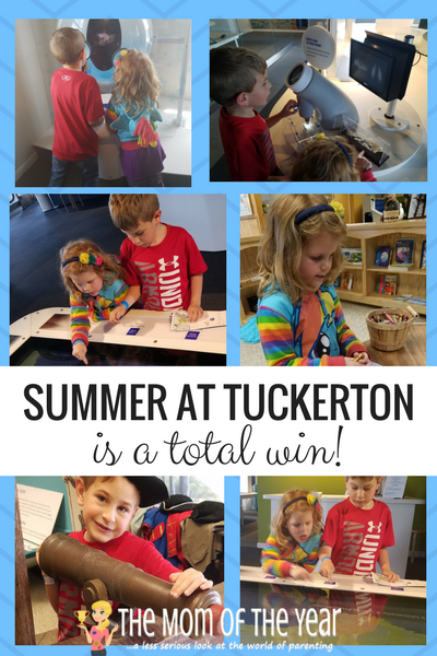 Summer at Tuckerton is such a win! Full of family-friendly events and activities, it's the perfect day out and family day trip! Easy, affordable, and FUN--put this on your calendar now! And you will swoon over the cool kid-genius event happening this summer--check it out!