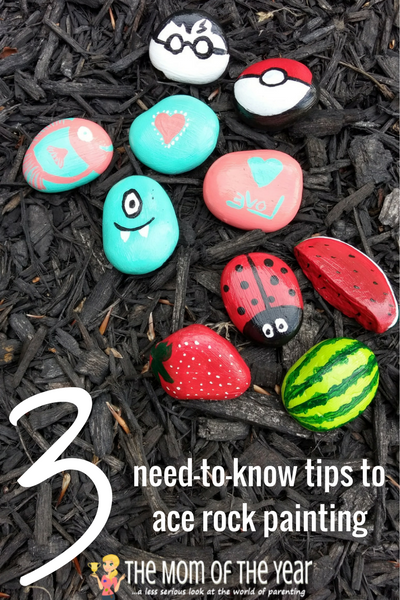 Intrigued by the new rock painting craze? Check out these smart tips to ace out the how and why of this new trend. Check out this smart how-to and get on board with the fun! I love how smart the 3rd idea is!