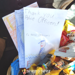 Thank You Gift Basket for Police Officers