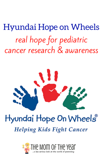 Ever wonder what you can do to offer hope to pediatric cancer research and awareness? I love the Hyundai Hope on Wheels effort. Check it out and offer your support!