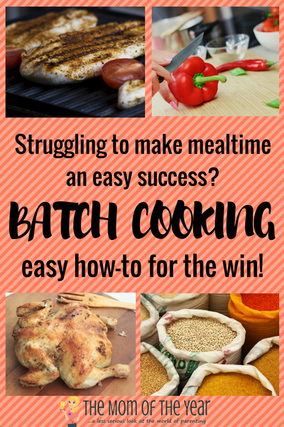 Batch cooking is genius! Such a smart way to cut out prep time for your nightly meals while still putting something hot and homemade on the table. Allows family mealtime to be so flexible too! Grab these smart hacks to make your batch cooking efforts a total success!