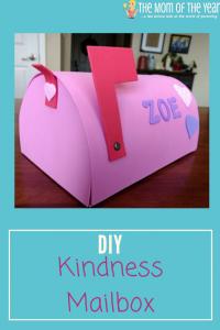 DIY Kindness Mailbox