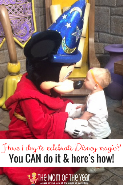 Planning a super short visit to Disney? Here's to a genius travel planning win with this 5 tips to ace Disney in a day! Bonus? Scoop the 4th tip to total score a family vacation you won't forget!