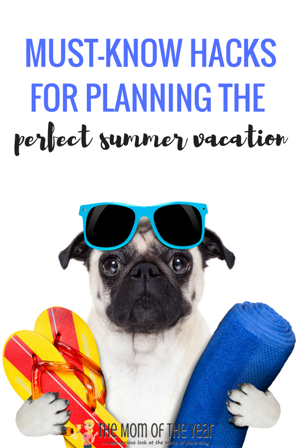 Looking to plan the perfect summer vacation? Done! Grab these smart, must-know trips and planiing hacks and a fantastic family vacation is in the bag! Plus, make sure to check out the money-saving hacks to keep your trip budget-friendly!