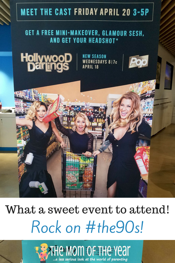 Hollywood Darlings is such a sweet, funny show! Beyond the hsyterical laughs delivered by your favorite 90s childhood stars, you'll dins a sweet, sweet bond a friendship--and that is the true win in this life!