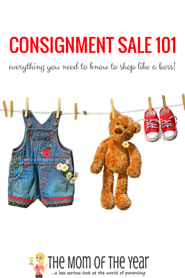 Consignment sale 101 you need! Whether you are a consignment sale connoisseur needing a refresher on getting the maximum benefit from a sale or a newbie to the consignment world, I've packed this post with lots of helpful how-tos and tips, plus created a handy printable for you to organize your sale day gameplan like a pro!  So make sure to read up, get the whole scoop, then go ace those sales!