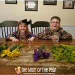 DIY Flower Bouquets with Kids: A Most Beautiful Tribute