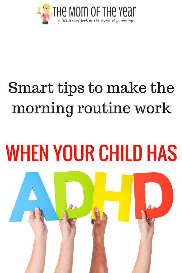 Trying to sort what the smartest course for your ADS/SPD kid is? This genius, mm-proven help to tackle the Morning Routine for Kids with ADHD with helo see you through your days, mama--I promise! You CAN do this mom gig--with these smart tips, I promise!