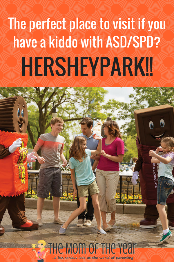 Hersheypark's Accessibility Program is SO IMPRESSIVE! If you have a kid on the spectrum, it is a Godsend. It goes far beyond other parks' services for ASD/SPD kids, and is so holistic and inclusive! Check it out--you will be so eager to plan your amusement park visit!