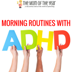 Nailing the Morning Routine for Kids with ADHD