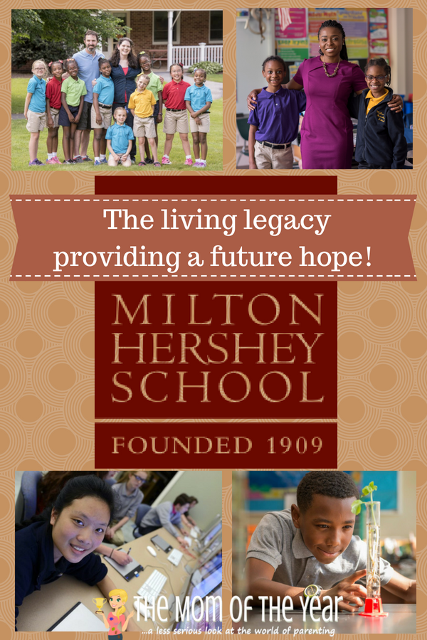Milton Hershey School is a gorgeous living legacy of hope and a better future for each one of the students it welcomes. Through a belief in quality education for all, this school is committed to giving all children an exceptional home and learning experience. Read more to learn about this incredibly unique history!