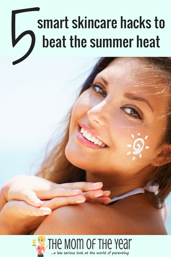 Summer skincare brings a unique set of concerns that need special attention! Sun protection, cracked heels, poison ivy, rashes, humidity, frizzy hair and clogged pores are only a few to mention. No worries! We have the genius, smart hacks here--click here and save yourself a boatload of summer heat woes!