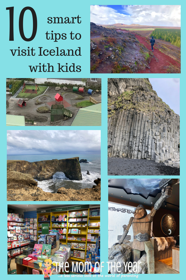 Visiting Iceland with children is easier than you might think! Grab these 10 smart hack tips and sort your vacation like a mom boss! I especially love tip #7--would never have thought of this!