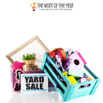 Ever wanted to host a community yard sale, but not sure where to start? These 5 smart tips will have you sorted in no time--I would never would have thought of #4!