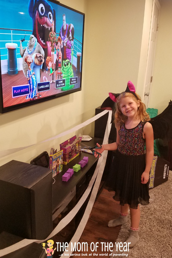 Throw your own spooky sleepover party with these fun tips--the perfect way to enjoy a Halloween celebration with family and friends! Movie night just got a huge upgrade!