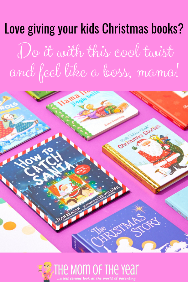 Books for Kids is the coolest way to give the gift of reading and giveback this holiday season! No better Christmas gift, and check out how it works--no easier way to love on kids in need!