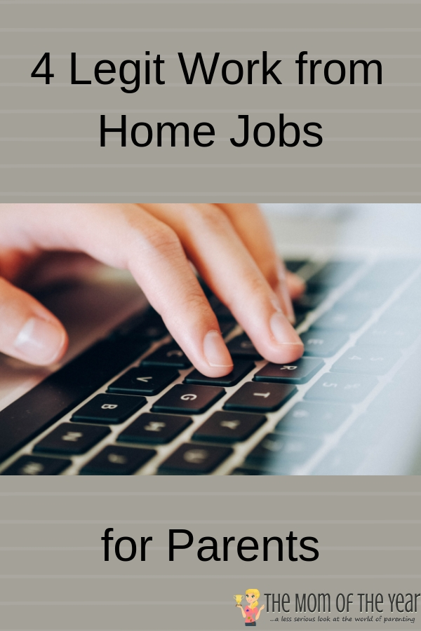 Looking for a work from home job that fits your lifestyle as a parent? There are more legit, accessible options than you might think!