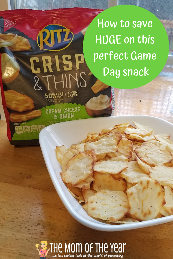 Looking for the perfect Game Day snack? This is a genius balance of light and savory and sure to please all of your Big Game Day guests--get ready to enjoy!!