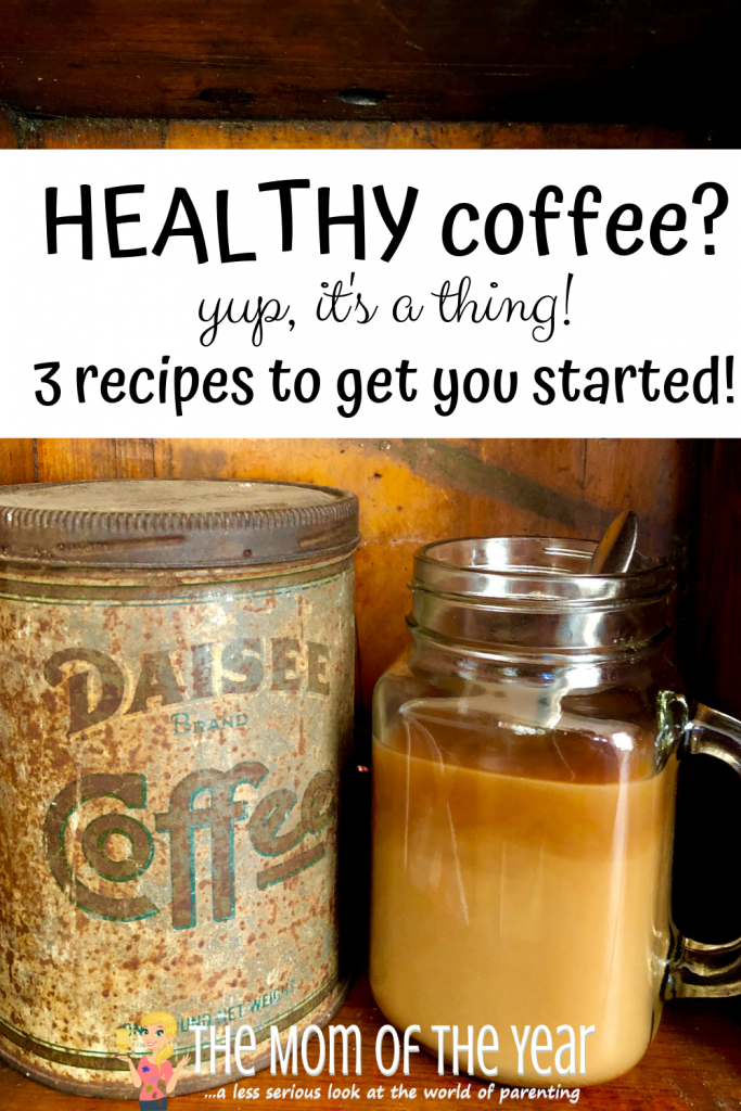 Love coffee drinks, but struggling with the nutritional component? Here are 3 GENIUS recipes for HEALTHY coffee (truly!) that you will love? Bonus? They are SUPER easy to make!