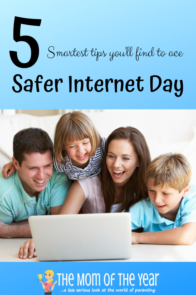 Safer Internet Day is here! Parents, we CAN do this--we can care for our kiddos and teach them safe internet usage in today's modern age, and here's how...take heart! This one is in the bag ;)